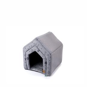 Pelech domček Grey LUX M