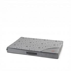 Matrace Memory Grey LUXL, 95cm, s pamäťovou penou