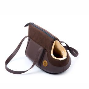 JK taška Labka hnedá S 40×24×24 cm