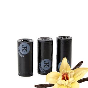 Vrecká na psie exkrementy s vôňou vanilky