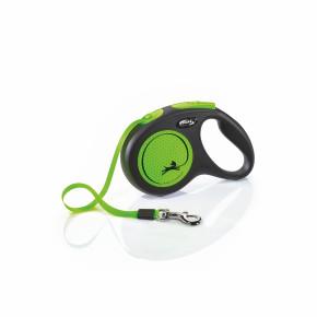 Flexi New Neon Tape (pásik), veľkosť M 5 m/25 kg, zelená