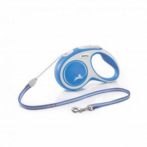 flexi New Comfort lanko, veľkosť S 5m/12kg, modrá