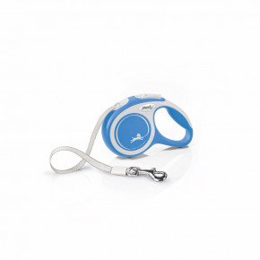flexi New Comfort pásik, veľkosť XS 3m/12kg, modrá