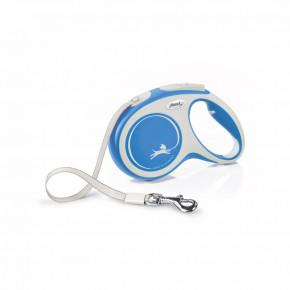 flexi New Comfort pásik, veľkosť M 5m/25kg, modrá