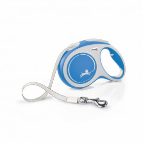 flexi New Comfort pásik, veľkosť L 5m/60kg, modrá