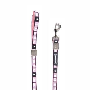 Envy - vodítko VIP 15 mm, ružové