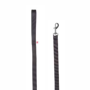 JK Vodítko Classic čierne 16 mm/120 cm