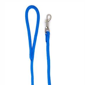 JK Povrazové vodítko M - modré 125 cm