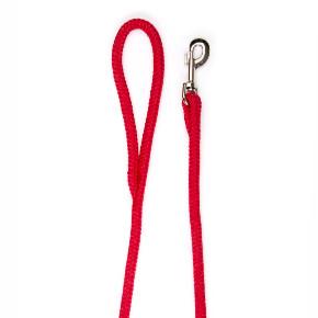 JK Povrazové vodítko L - červené 125 cm