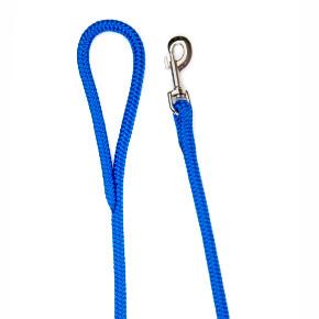 JK Povrazové vodítko L - modré 125 cm