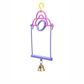 JK Hojdačka so zrkadielkom a zvončekom