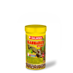 Dajana Gammarus sticks granulát 250 ml